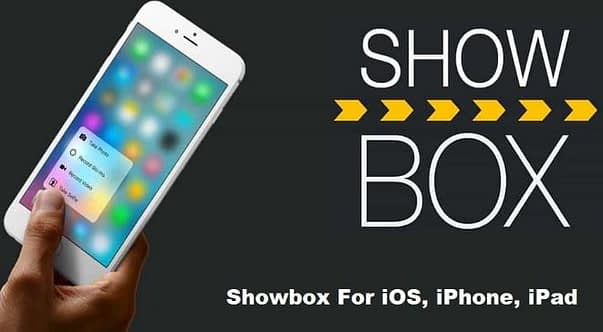 showbox for iPad